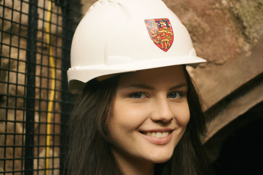 wearing-protective-headgear-lancaster-castle
