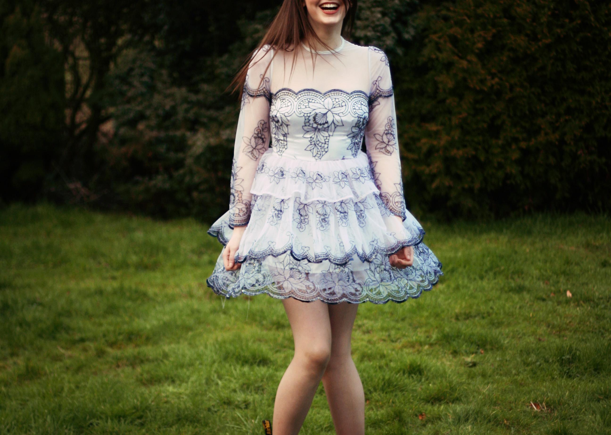 trash dress picture ideas - GCSE textiles project