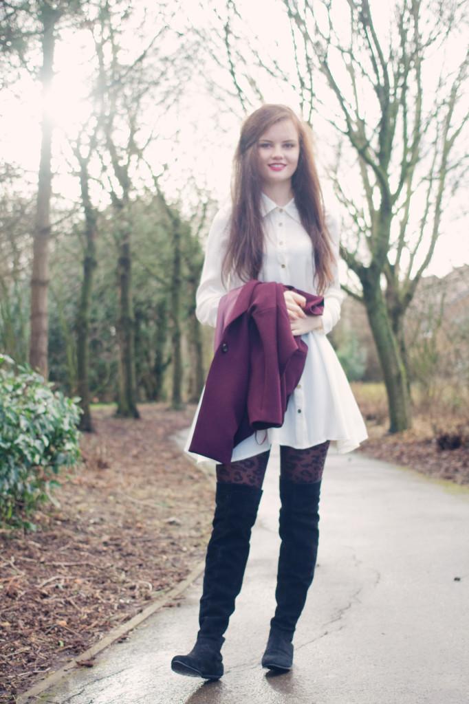long-sleeve-swing-dress