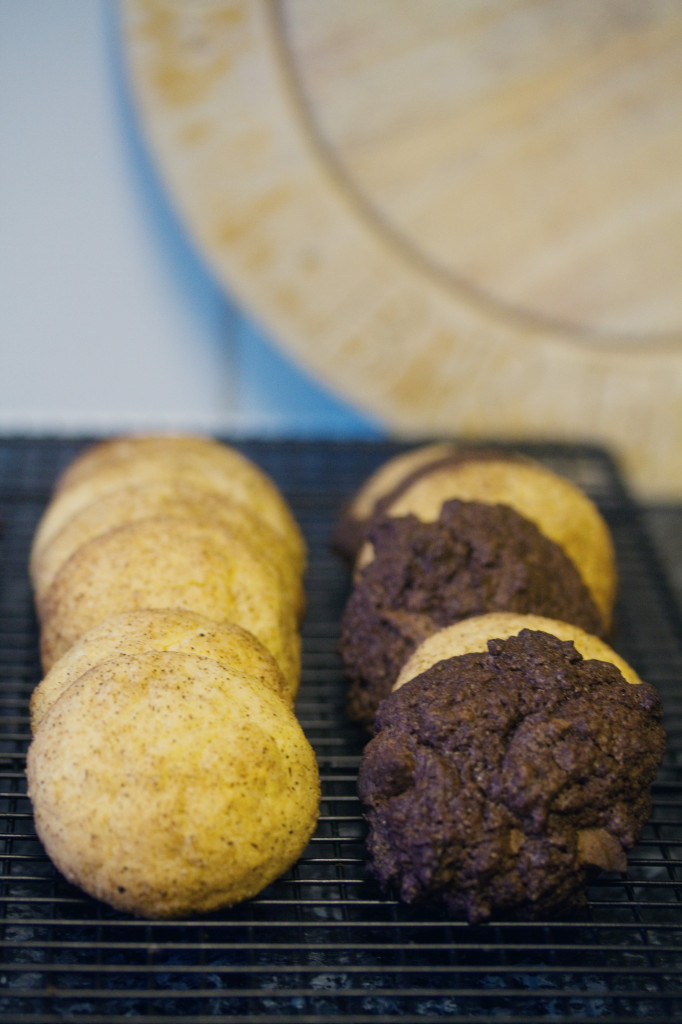 snickerdoodles-and-chocolate-cookies