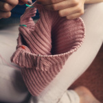 my teenage crafts | knitting and the stereotypes