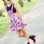 great british sewing bee | box pleat skirt