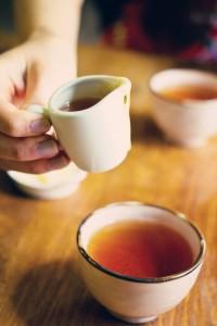 Speciality teas at Mystery Tea Rooms Preston Lancashire