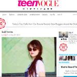 Teen Vogue Fashion Click