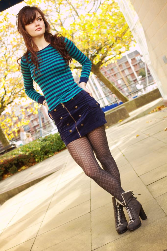short-velvet-skirt