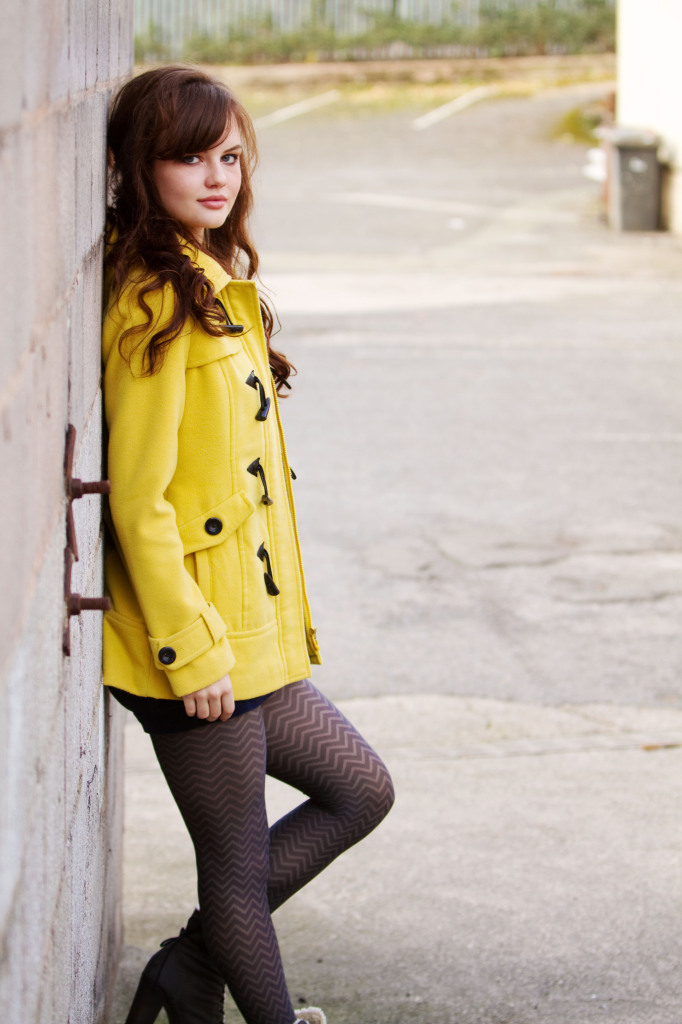 yellow-duffle-coat