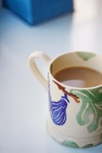 Emma Bridgewater fig pattern mug