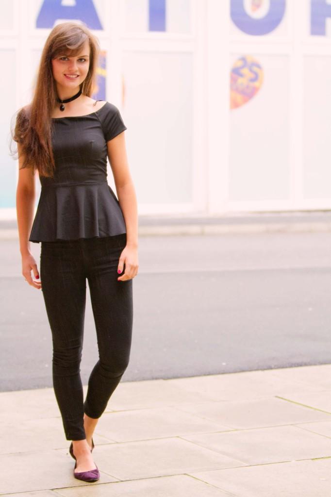 black-primark-skinny-jeans