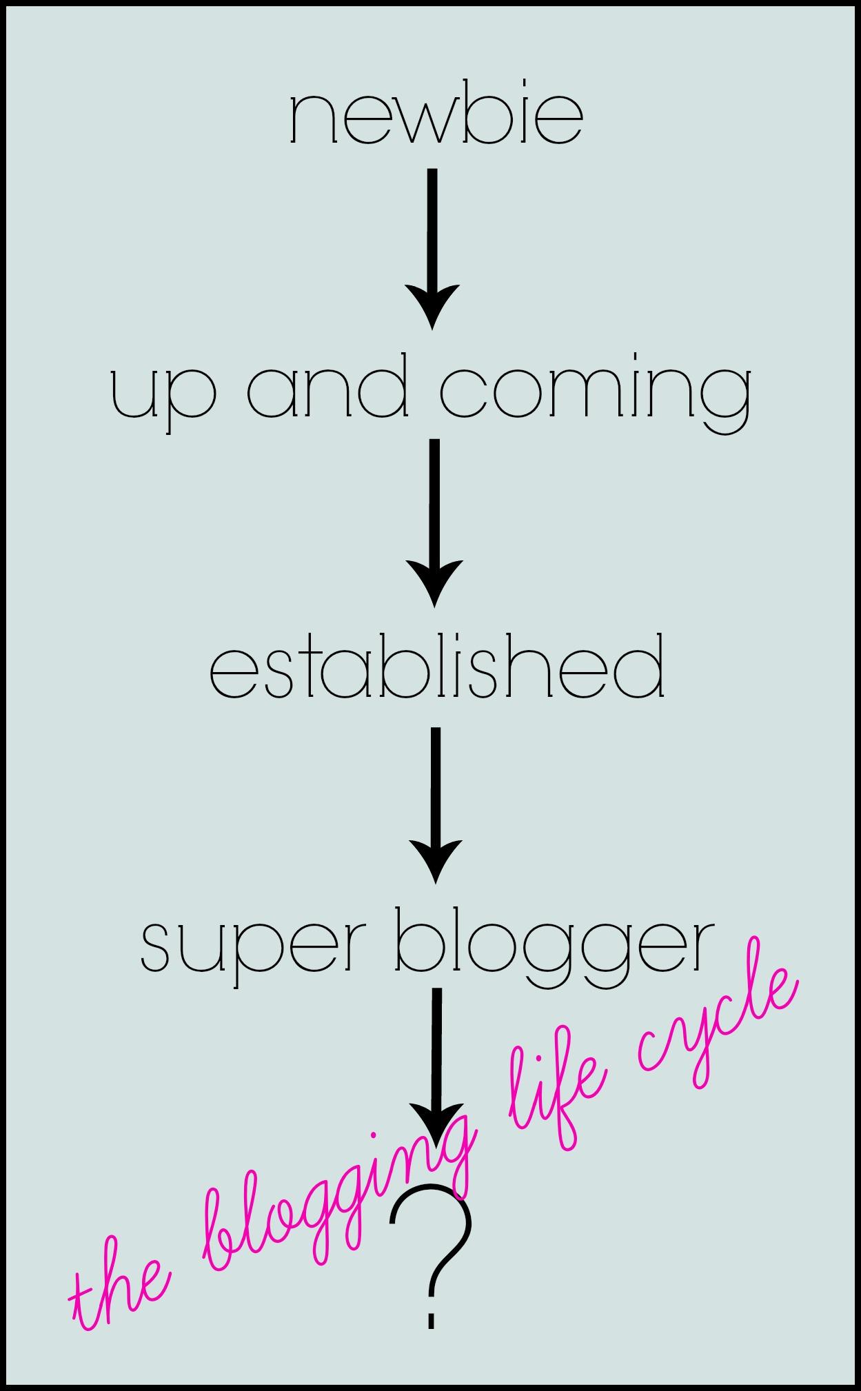Are you a newbie or a superblogger
