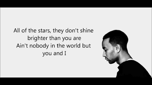 John legend You & I lyrics