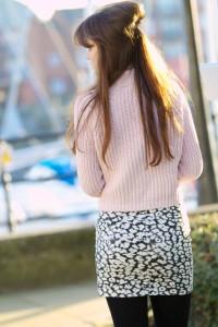 UK teen blogger photographed at Preston Marina