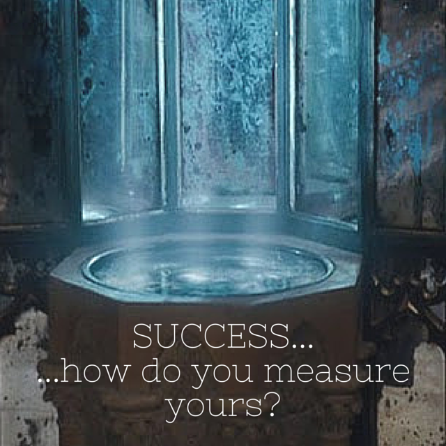 How do you measure success as a blogger?