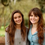 libby & lily | friends across the pond