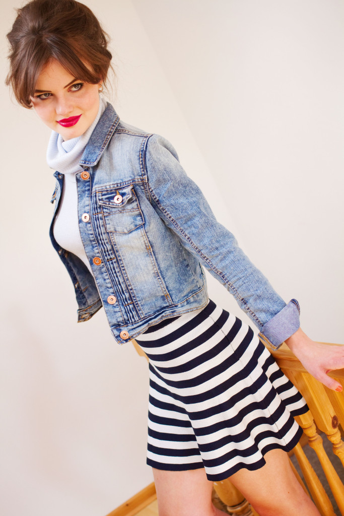 denim-and-stripes