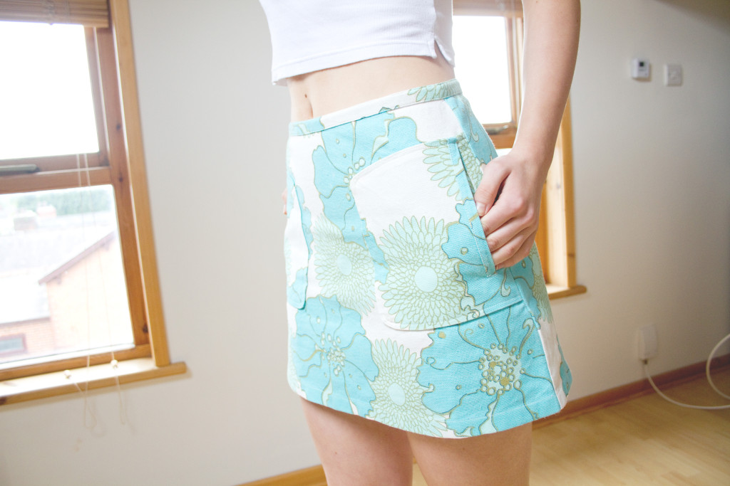 a-60s-patterned-skirt