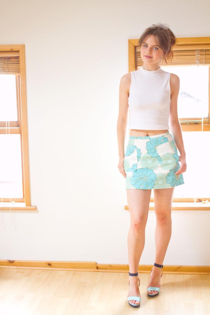 a-topshop-skirt