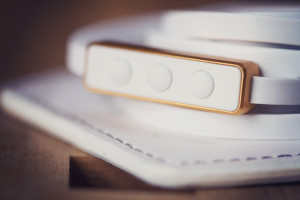 Sudio earphone controls
