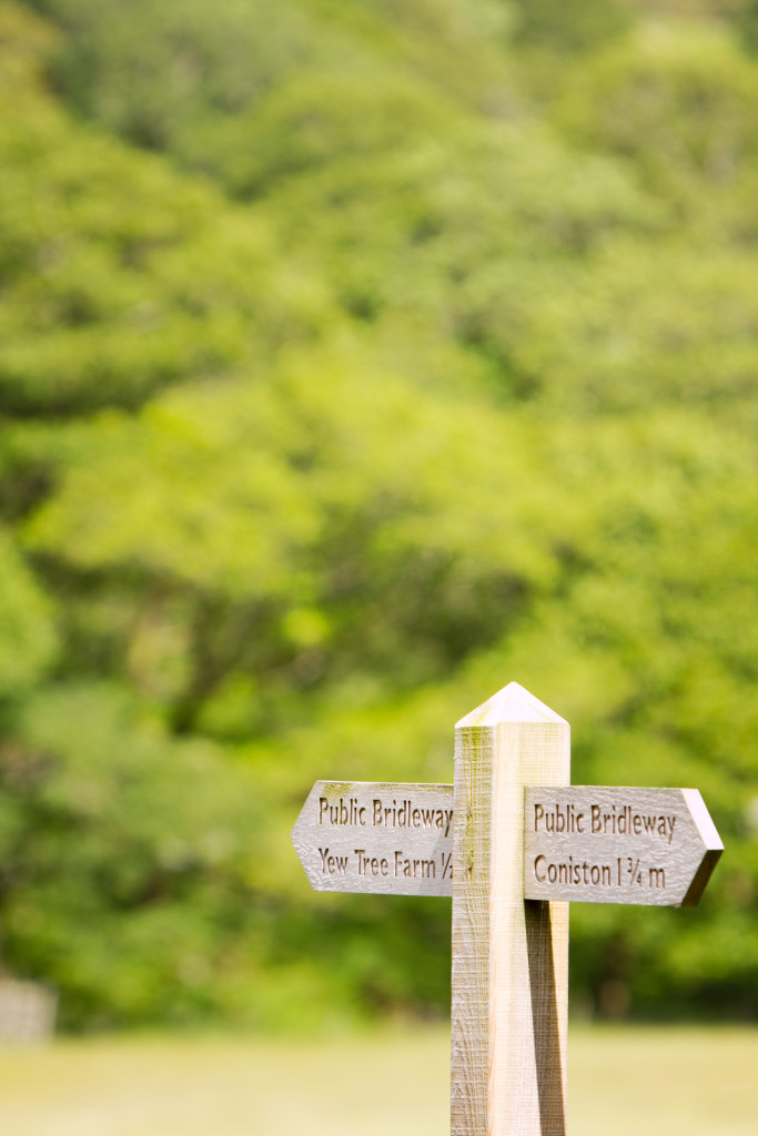 signpost-public-footpath-coniston