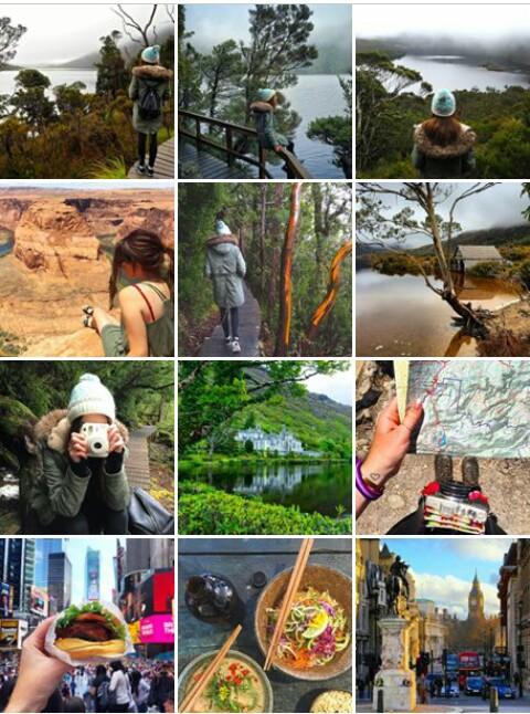 World of Wanderlust blog by Brooke Saward