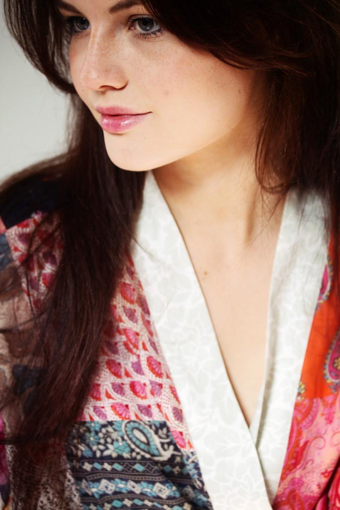 sari-kimono