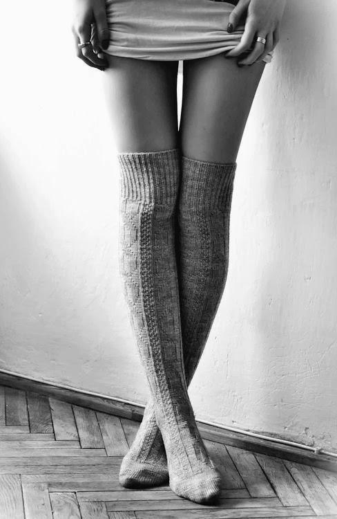 thigh-high-socks