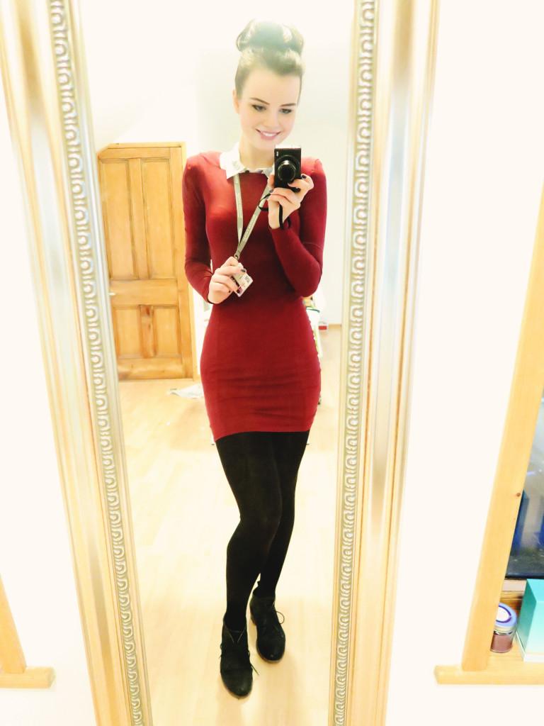 mirror-selfie-bodycon-dress