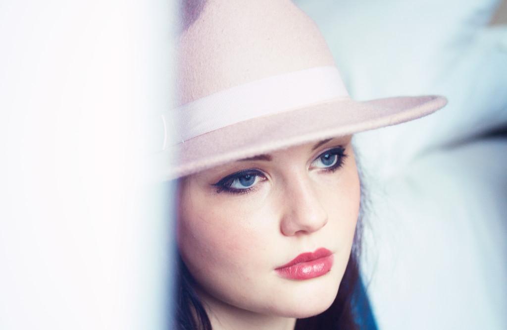 pale-pink-fedora