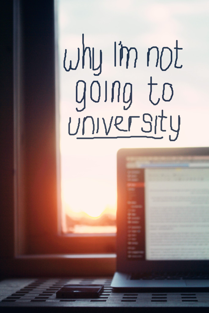 why-not-going-to-university
