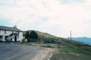 The Kirkstone Pass Inn Lake District UK