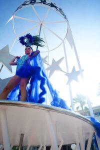 Showgirl at BH Mallorca