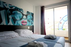 Hotel room at BH Mallorca