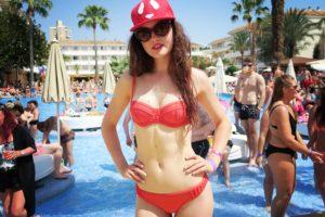 Tringl bikini at BH Mallorca
