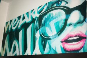 BH Mallorca hotel rom art