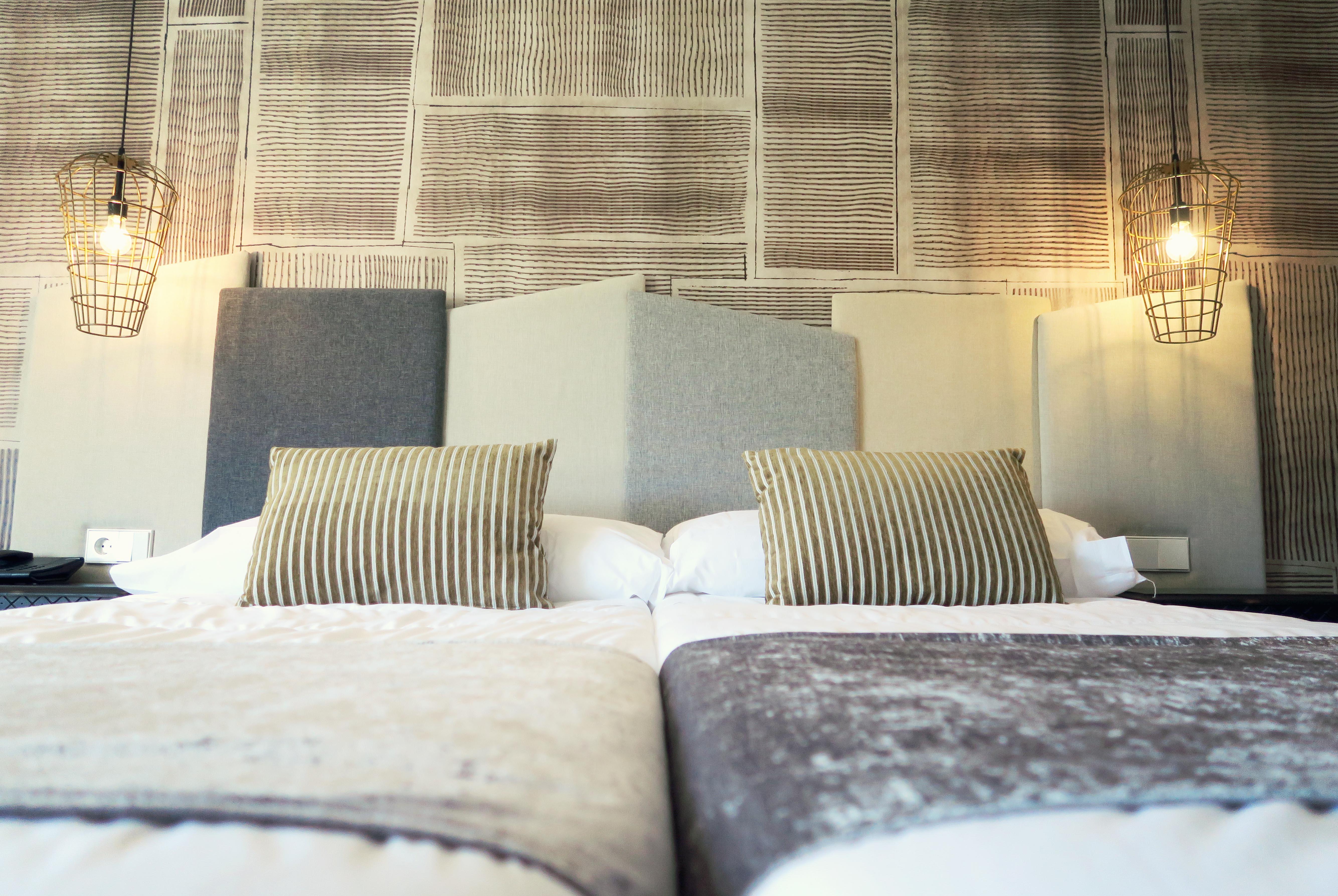 Hotel room at The Fergus Resort, Magaluf, Majorca