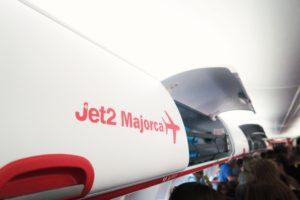 Jet2 cabin