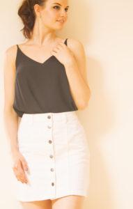 Matalan summer monochrome outfit