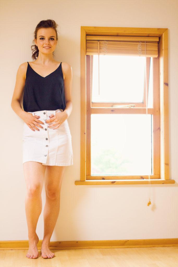 white-canvas-matalan-skirt