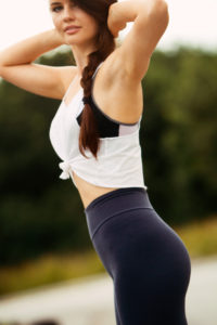 TLC fitness leggings outfit