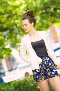 Smart casual teen outfit
