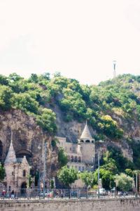 Cave church Budapest