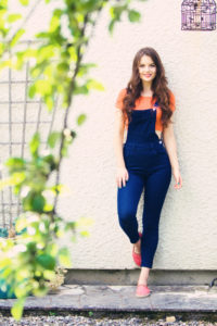 Marks & Spencer denim dungarees