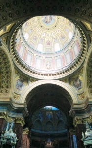 St Stephens Basilica, Budapest, Hungary