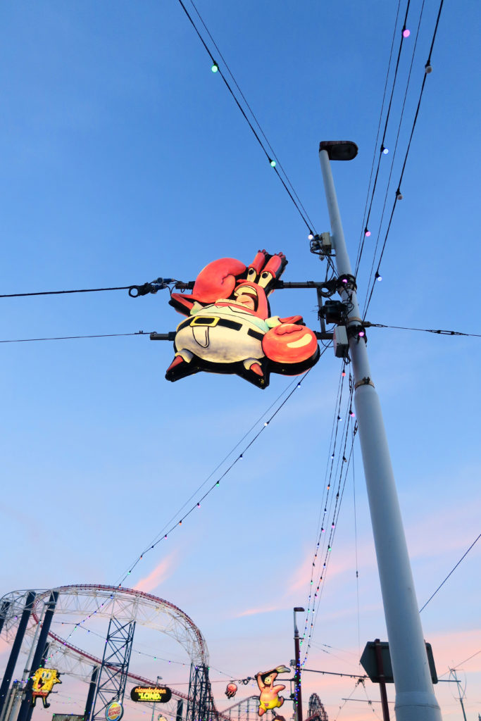 patrick-spongebob-blackpool-pleasure-beach2