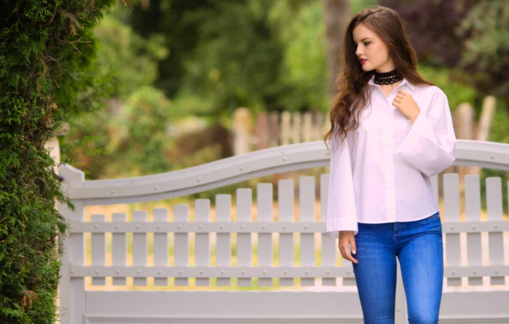 skinny-jeans-crisp-white-shirt