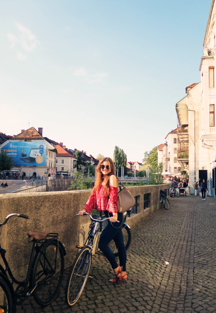 bikes-around-ljubljana
