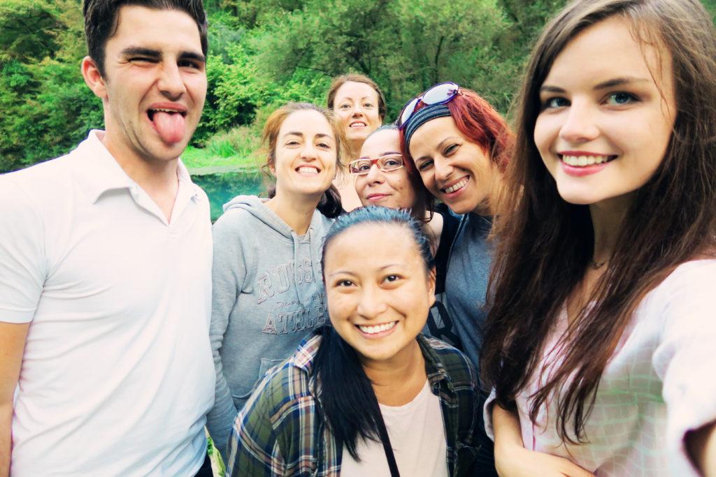 press-trip-group-selfie