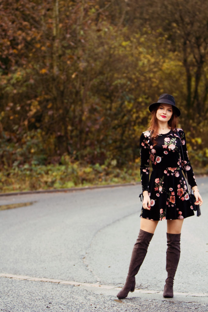mini-dress-with-over-knee-boots-outfit