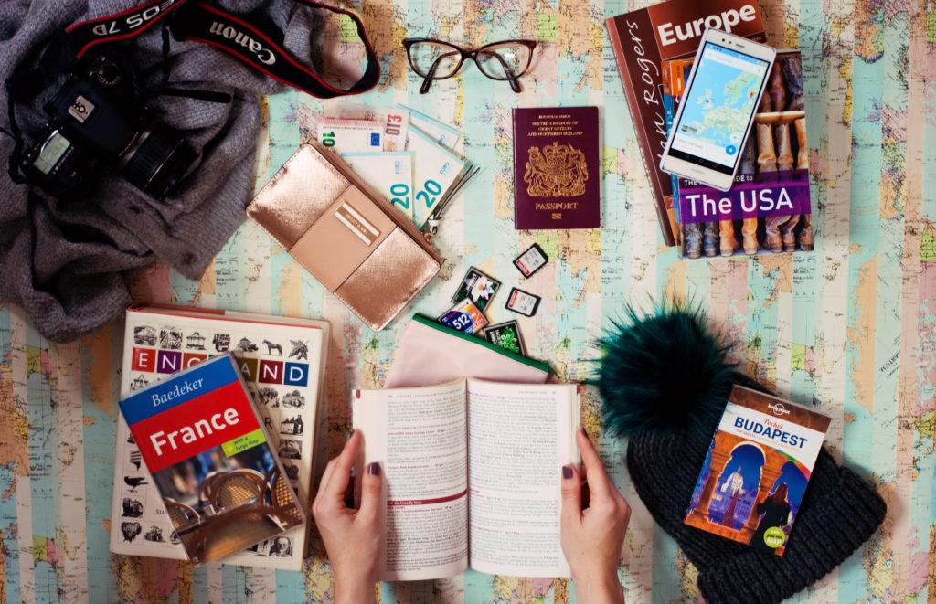 travel-flatlay