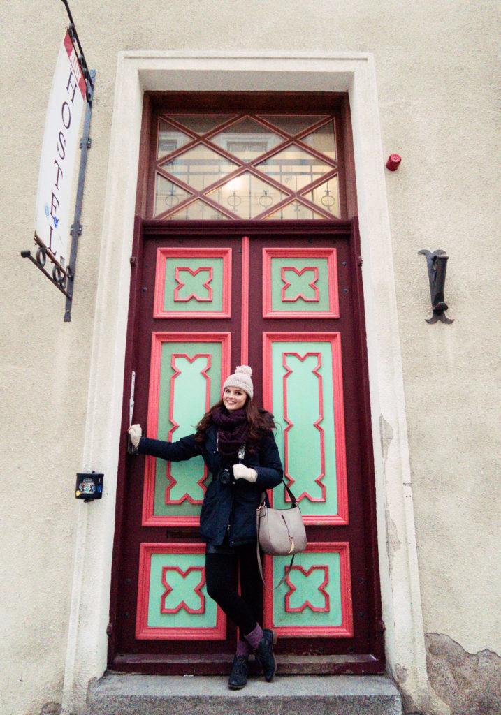 cute-coloured-doors-tallinn
