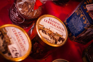 Packages of Lebkuchen Nuremberg